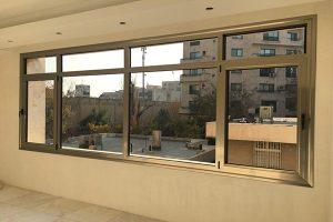 قیمت پنجره دوجداره در غرب تهران