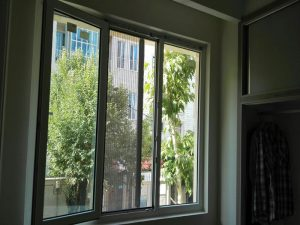 انواع پنجره upvc